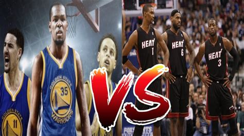 Heat Vs Warriors