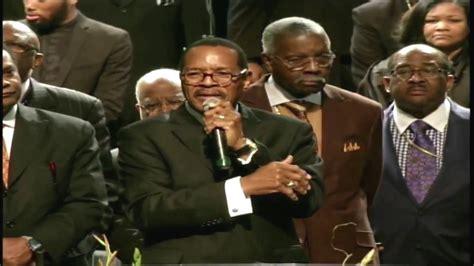 cogic presiding bishop blake closing  leadership