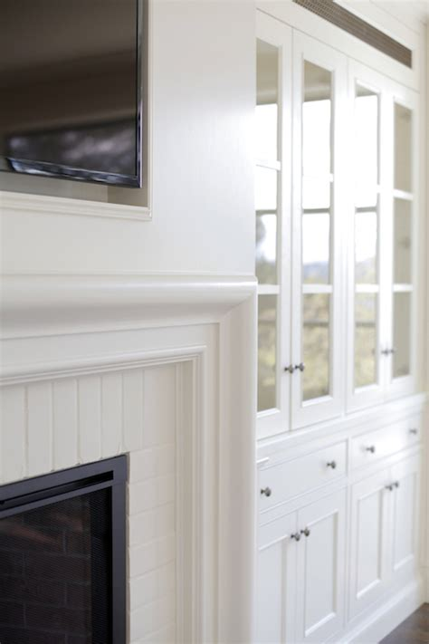 cabinets next to fireplace fireplace built in cabinets design ideas