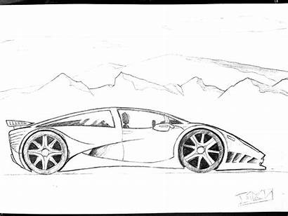 Drawing Drawings Cars Sports Wallpapers Cliparts Anime