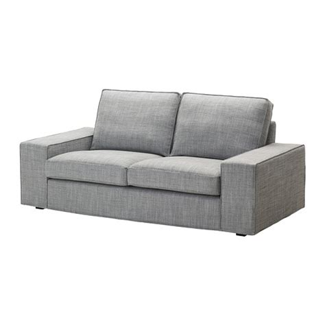 Ikea Kivik Sofa Cover by Kivik Loveseat Cover Isunda Gray Ikea