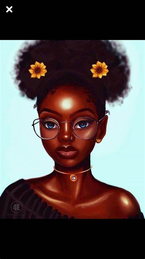 Favim.com/image/2181023 lovethispic is a place for people to come and share inspiring pictures. Cute Black Girl Drawings Wallpapers - Wallpaper Cave