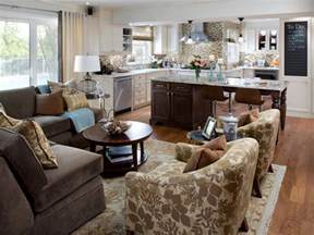 open floor plan kitchen and living room open kitchen design pictures ideas tips from hgtv hgtv