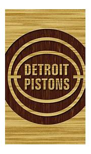 Detroit Pistons Logo Wallpaper HD | 2021 Basketball Wallpaper