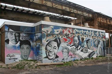 Big Ang Mural Chicago by In Chicago Mural Quot Bronzeville Quot