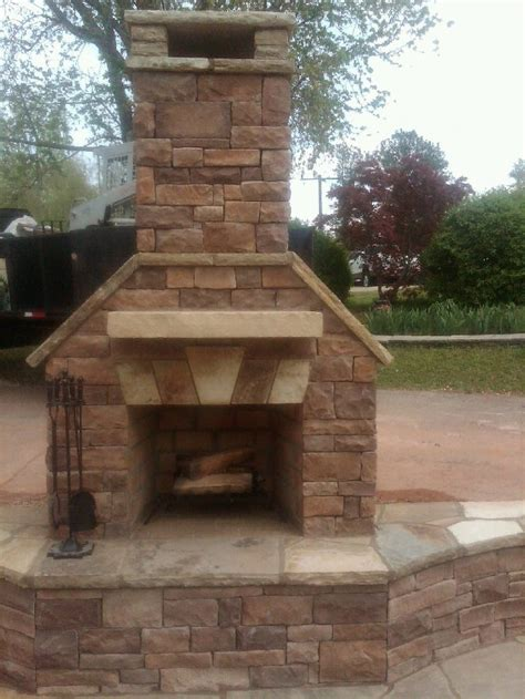 manufactured landscape rock atlanta the