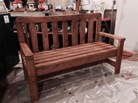 build  beautiful bench    diy woodworking