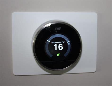 beveiliging huis eneco google nest slimme thermostaat domotica center