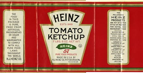 The Heinz Passover Ad Campain't | Heinz History Center