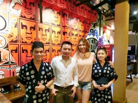 ขอบคุณพี่ตุง ที่พาไปเลี้ยงอาหารญี่ปุ่น (ลัญคงหนีชีวิต ...