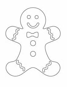 Gumdrop Christmas Tree Ornaments by Christmas Coloring And Activity Pages Gingerbread Man