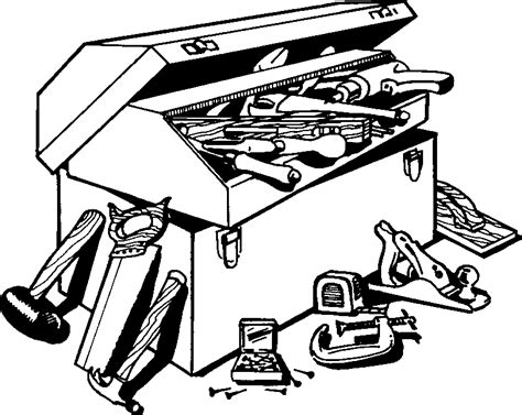 tool kit clipart black and white png toolbox black and white transparent toolbox black and