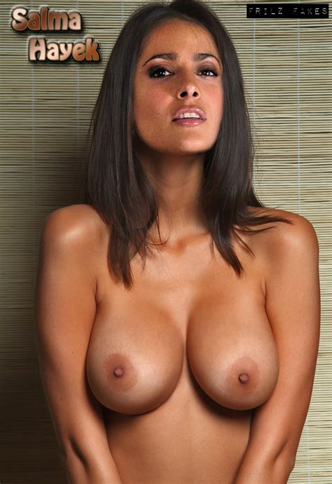 Nice Big Salma Hayek Porn image #313475