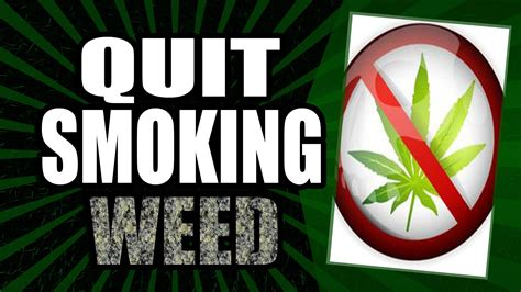 How To Quit Smoking Weed And The Many Benefits