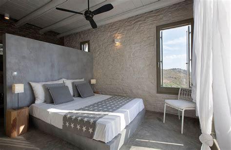 chambre grise et blanche 5 chambres autour du gris