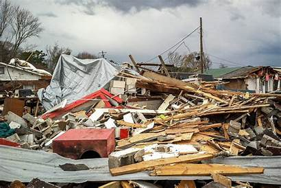 Tornado Damage Storm Hazard Wind Property Repair