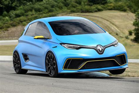renault zoe e sport concept review auto express
