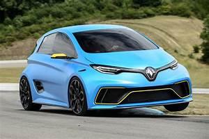 E Auto Renault : renault zoe e sport concept review auto express ~ Jslefanu.com Haus und Dekorationen