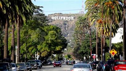 Hollywood Hills Sign Wallpapers Street California Desktop