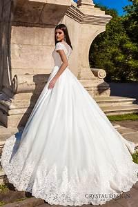 beautiful wedding dress design crystal design 2016 wedding With wedding inspirasi dresses