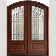 Classic Custom Front Entry Doors  Custom Wood Doors From