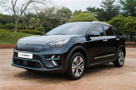 KIA Car :  Specs For All-electric Crossover Revealed
