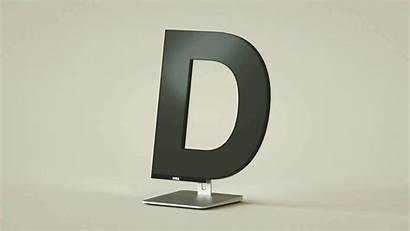 Letters Alphabet Electronics Behance 36days Gadgets Brands