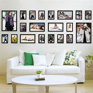 Picture Frame Ideas for Home Decoration - HomeStyleDiary com