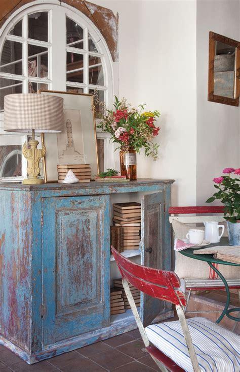 muebles pintados gana vida  color