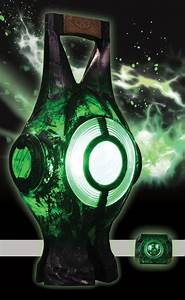 Image - Green Lantern Power Battery and Ring.jpg | Green ...
