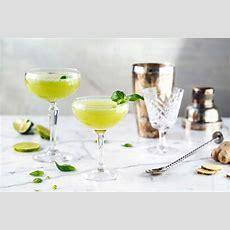 Basilikumdrink Mocktail  Matsans® Tineno