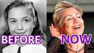 Women and Time: #Hillary #Clinton. BEFORE and NOW - YouTube