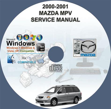 small engine repair training 2001 mazda mpv spare parts catalogs mazda mpv 2000 2001 service repair manual on cd www servicemanualforsale com