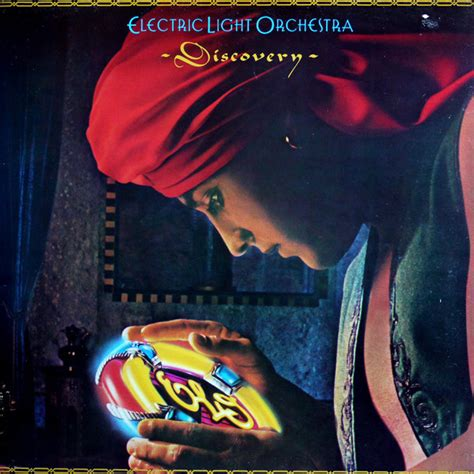 Electric Light Orchestra  Discovery (vinyl, Lp, Album) At
