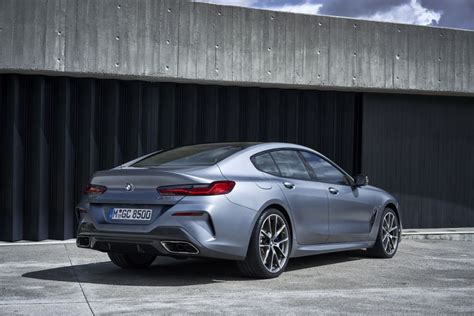 bmw  series gran coupe revealed  doors