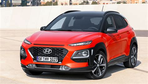 Hyundai Images by Hyundai Kona Suv 2017 Review By Car Magazine