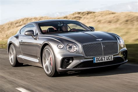 New Bentley Continental Gt 2017 Review Auto Express