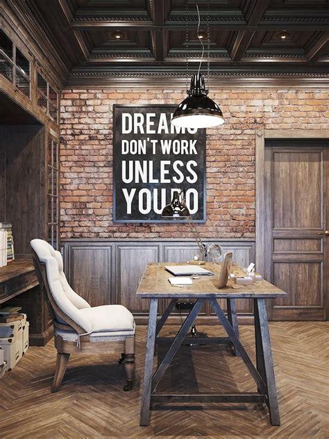 Best 20  Rustic office ideas on Pinterest