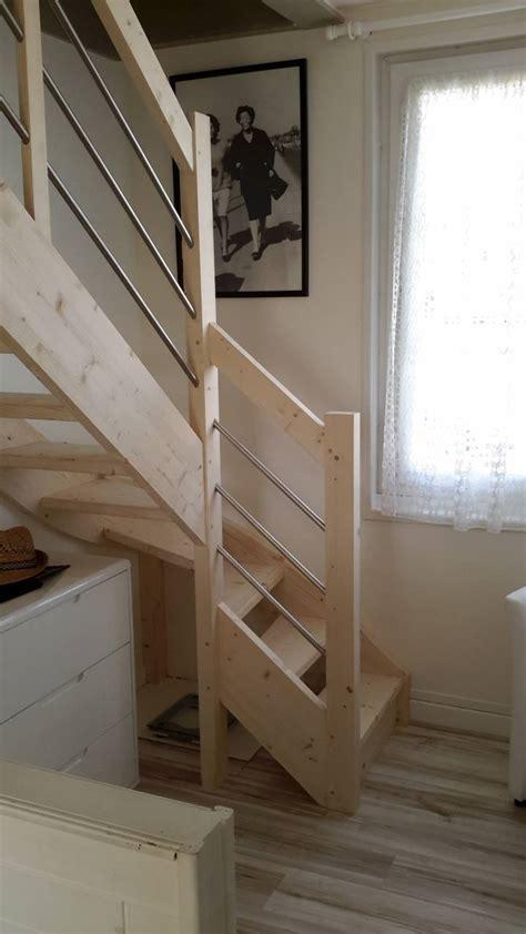 escalier en kit sur mesure escalier pas cher en kit 28 images acheter un escalier 224 limon central stairkaze acheter