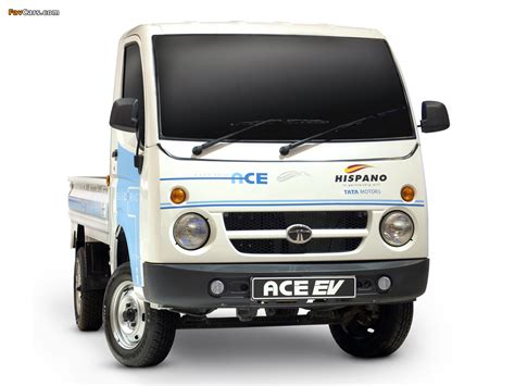 Tata Ace Wallpapers by Tata Ace Ev Tipper Uk Spec 2010 Pictures 1024x768
