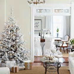 Martha Stewart Pre Lit Christmas Tree by 25 Beautiful Christmas Tree Decorating Ideas