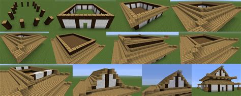 japanese building style  minecraft minecraft guides