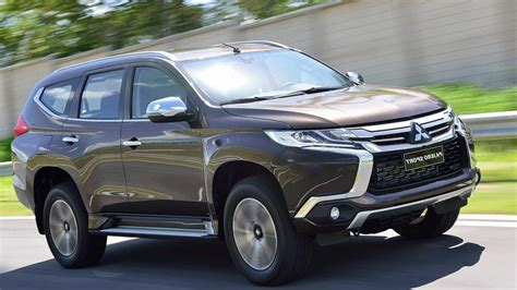 2019 Mitsubishi Pajero Tail Light Hd  Auto Car Rumors
