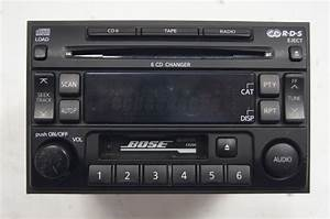 2002 Tape  Am  Fm Radio