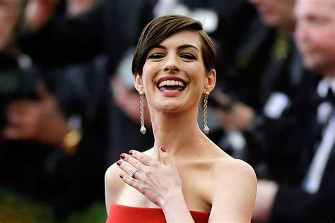 anne hathaway covers tatler  explains   gave