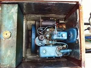 Old Marine Engine  Sabb Model G Parts