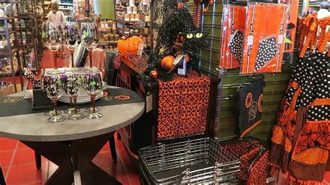 Pier 1, Barnes & Noble & Kohl's Fall & Halloween Décor