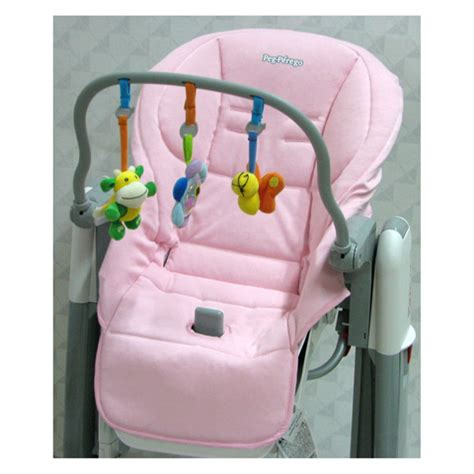 kit for baby high chair tatamia prima pappa newborn rosa