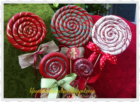 christmas lollipop ornament allfreechristmascraftscom