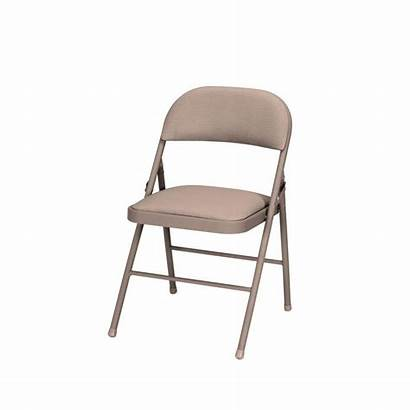 Padded Folding Chairs Outdoor Fabric Cosco Deluxe